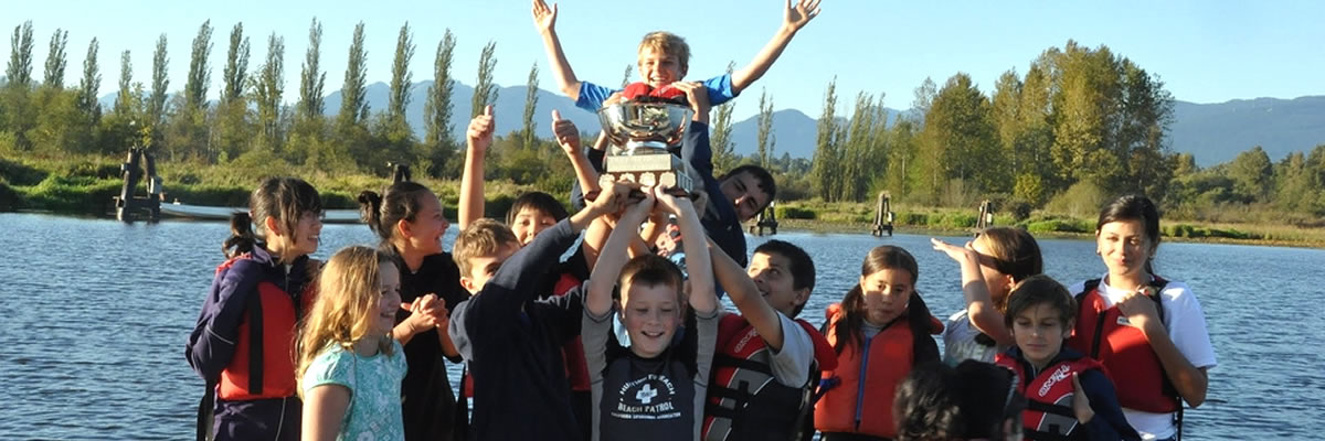 First Canadian club ever to win the Pacific Cup!