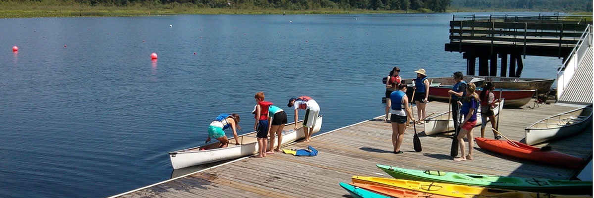 CanoeKids summer camps for kids 8-12